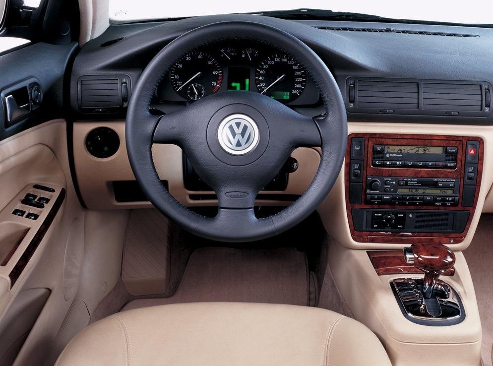 Volkswagen Passat универсал B5…