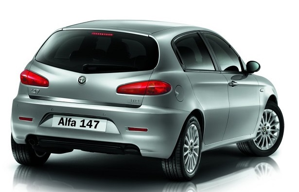 axm auto com alfa romeo 147 1 9 jtd 115. Black Bedroom Furniture Sets. Home Design Ideas